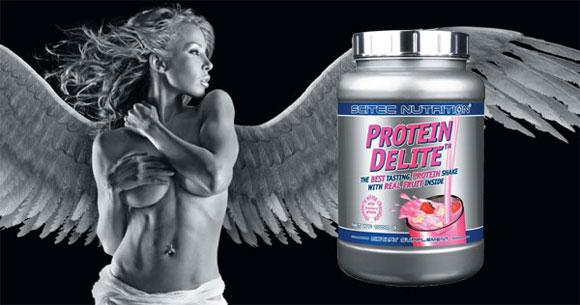 Protein Delite е суроватъчен протеин концентрат с уникален вкус!
