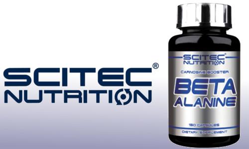Бета Аланин (Beta Alanin) от Scitec Nutrition