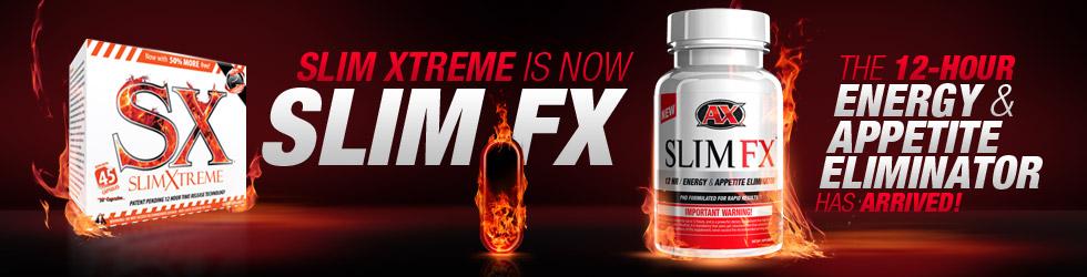 Изгаряне на мазнини и контрол на апетита със фет бърнър Slim FX