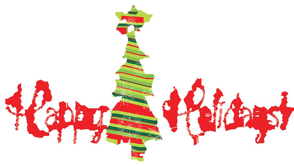 Весели празници от екипа на HealthStore! Бъдете здрави!
