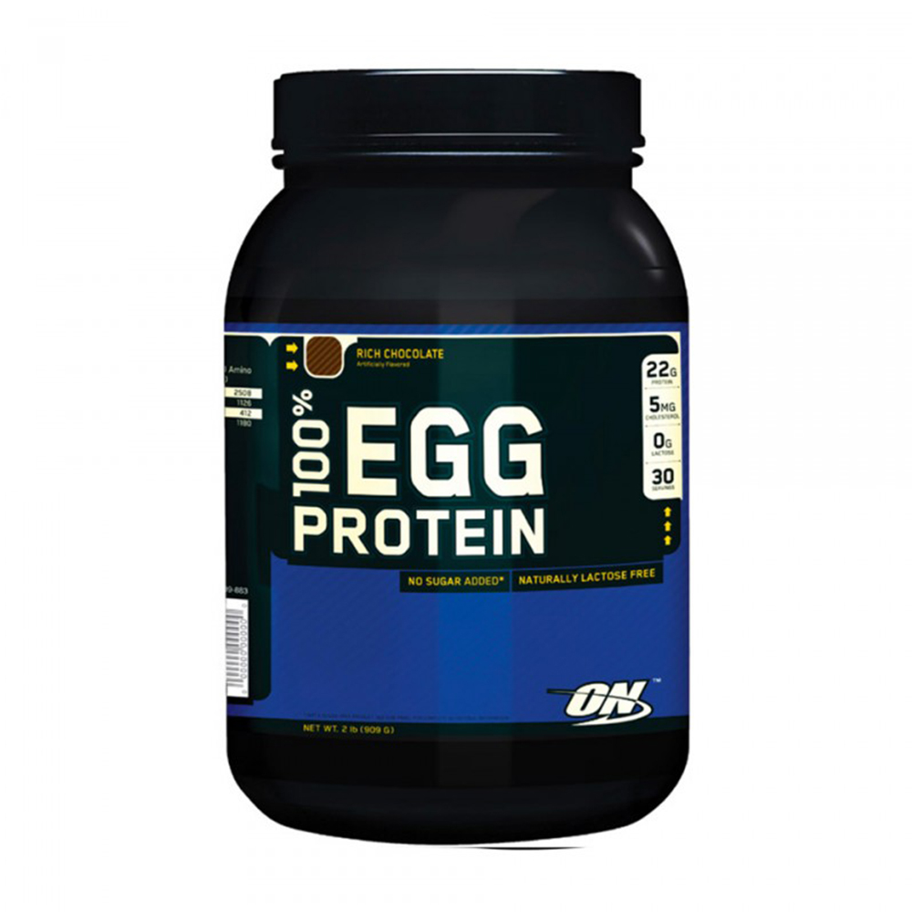 Optimum Nutrition - 100% Egg Protein - Яйчен протеин