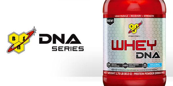 Whey DNA от новата серия на BSN