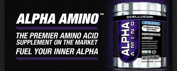 Комплексни аминокиселини от Cellucor - Alpha Amino