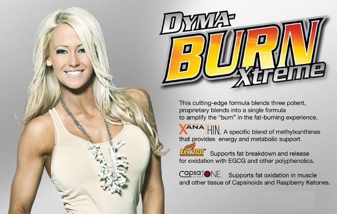 Иновативен термогенен фет бърнър Dyma-Burn