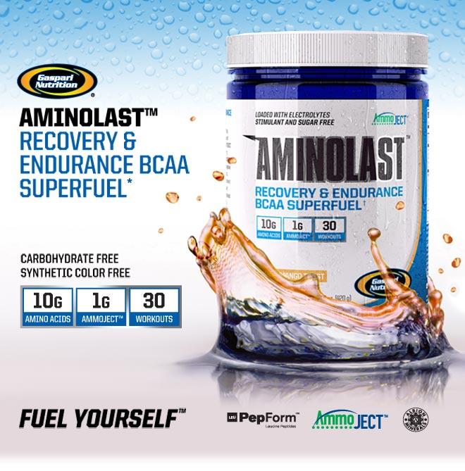 Комплексни аминокисели AminoLast с BCAA и електролити