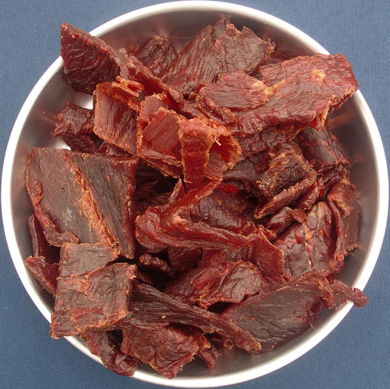 Beef Jerky - телешки лентични
