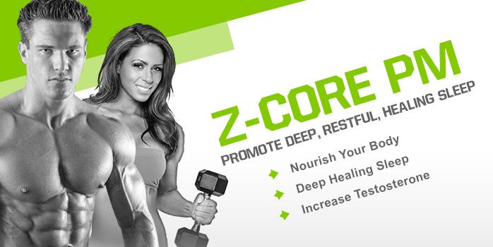 Muscle Pharm Z-Core PM стимулира мускулния растеж и по-доброто възстановяване!