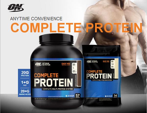 Complete Protein - подходящ за всякакви цели и по всяко време!