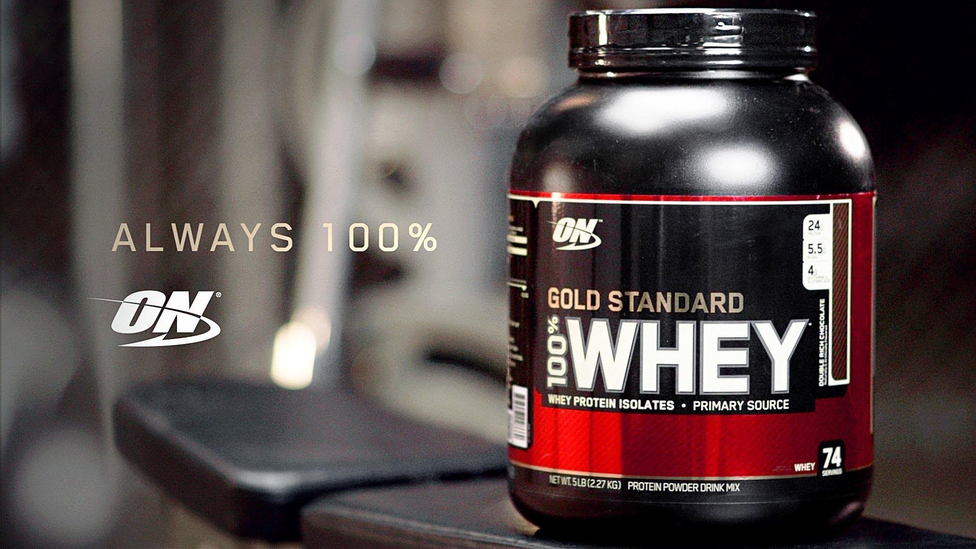 Най-известният суроватъчен протеин - ON - 100% Whey Gold Standard!