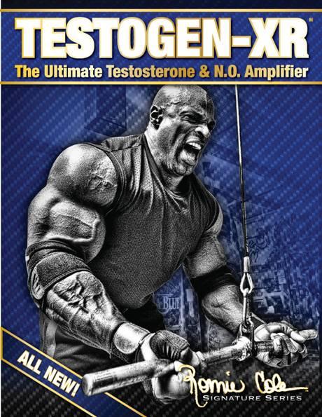 Testogen XR е комбинират тестостеронов и азотен буустър!
