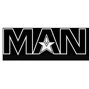 MAN NUTRITION Logo