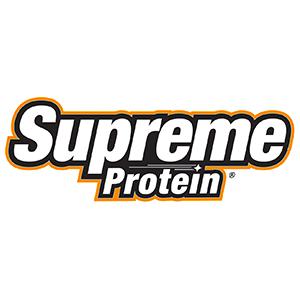 SUPREME PROTEIN Logo