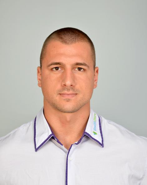 Красимир Стамов - Консултант в HealthStore гр. Варна