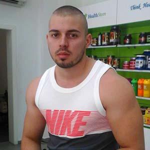 Иван Стамов - Консултант в HealthStore Централен магазин